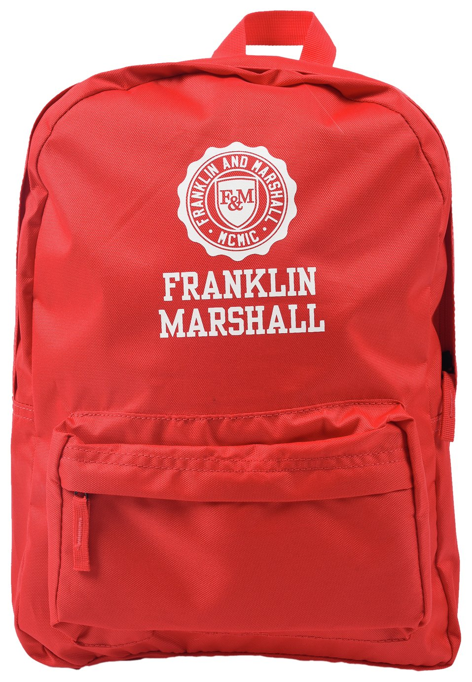Franklin & Marshall 14L Backpack - Red