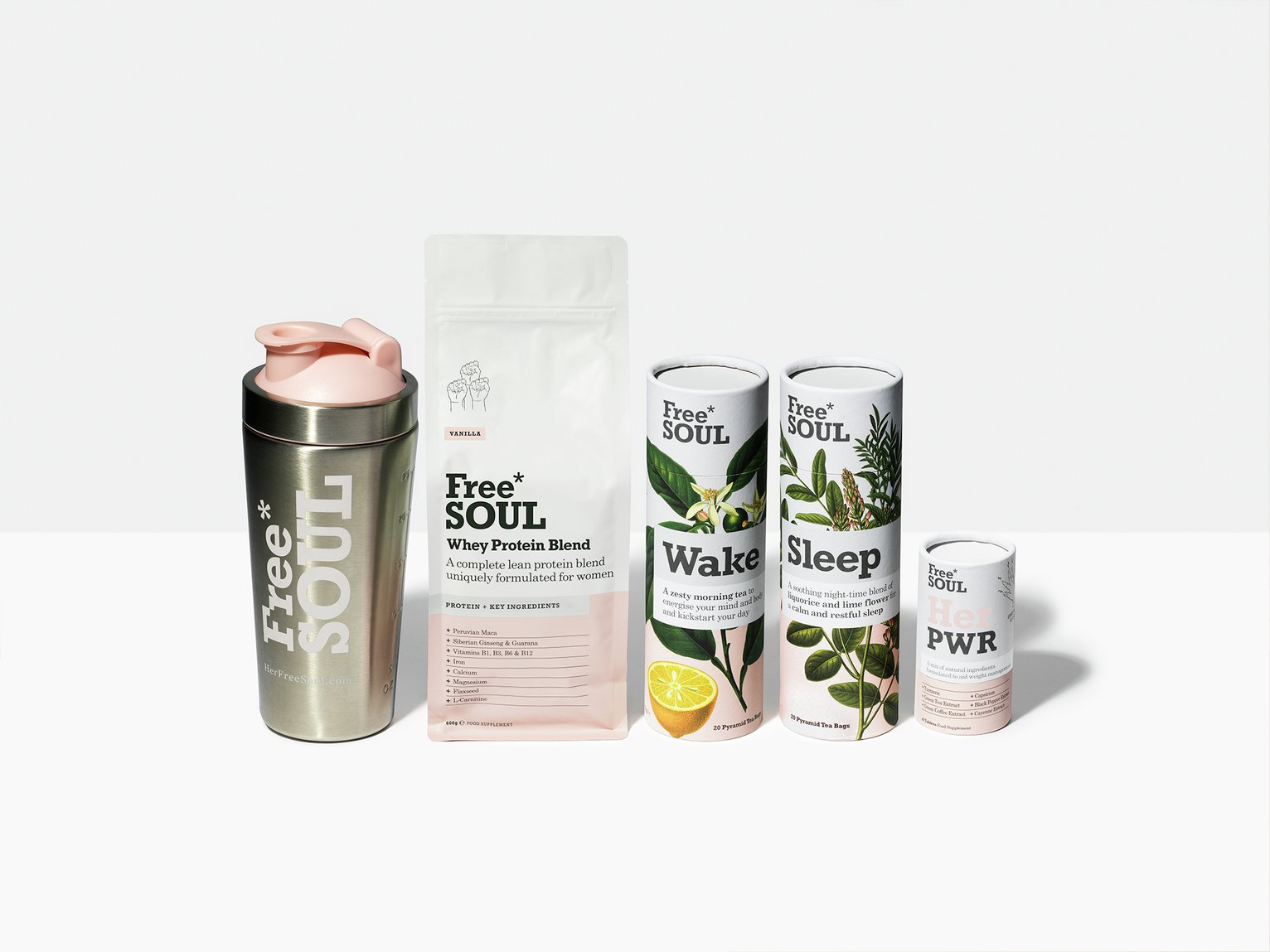 Free Soul Whey Collection Vanilla