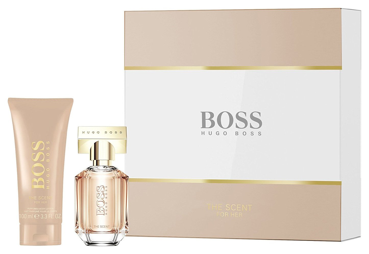 Hugo Boss The Scent for Women Eau de Parfum Gift Set - 30ml