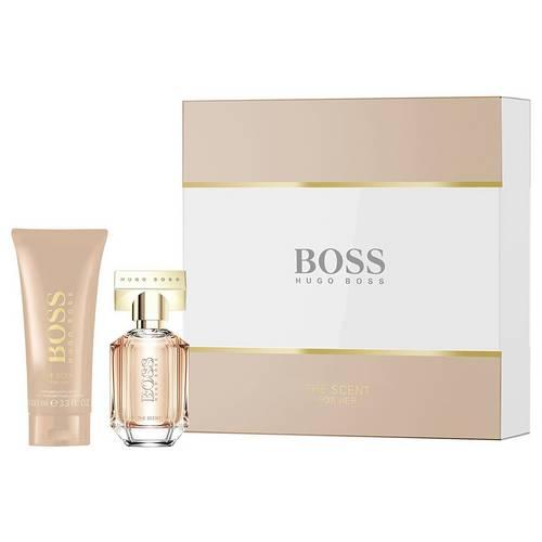 Hugo Boss The Scent For Women Eau De Parfum Gift Set   30ml by Argos