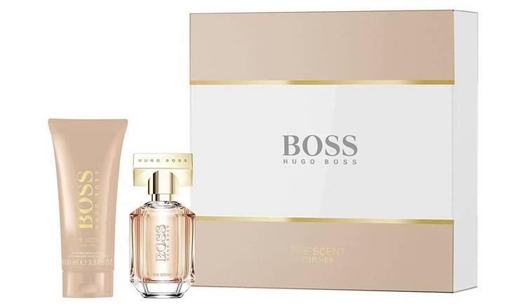 Buy Hugo Boss The Scent For Women Eau De Parfum Gift Set 30ml