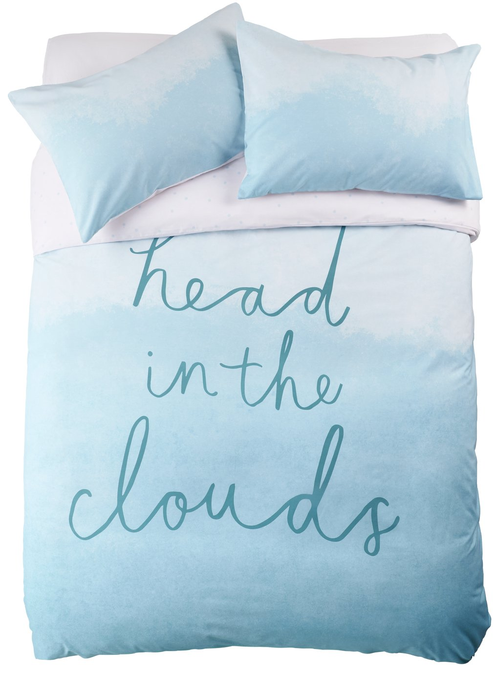Argos Home Head in the Clouds Bedding Set - Kingsize