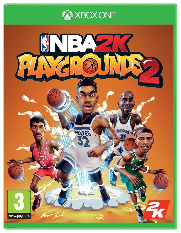 NBA Playgrounds 2 Xbox One Game