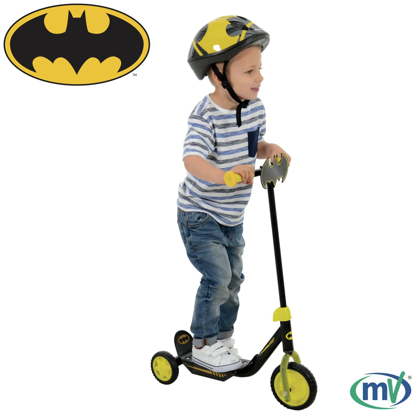 Batman Tri Scooter