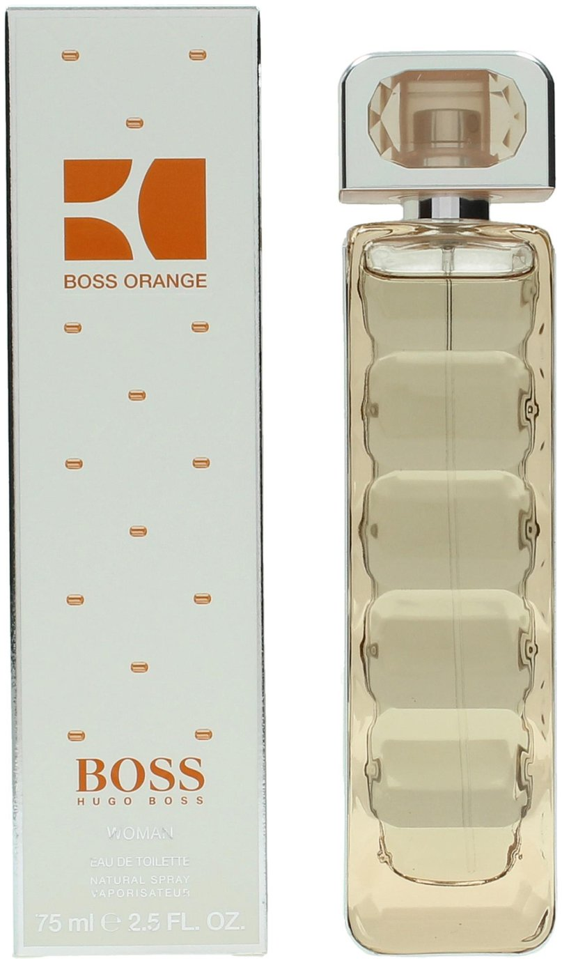 Hugo Boss Orange for Women Eau De Toilette - 75ml