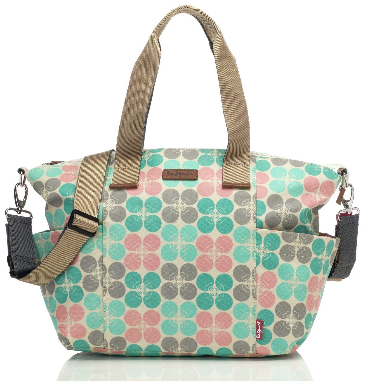 Babymel Evie Pastel Dot Changing Bag - Floral