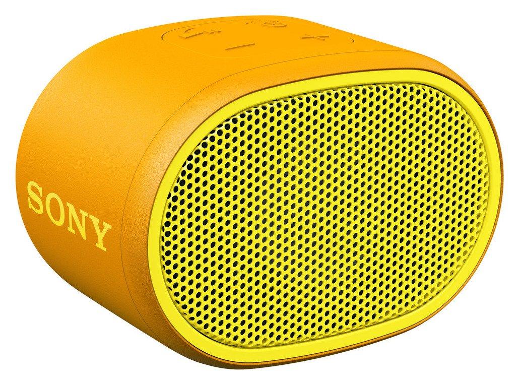 Sony SRS - XB01 Compact Wireless Speaker - Yellow