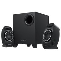 Creative A250 2.1 PC Speakers - Black