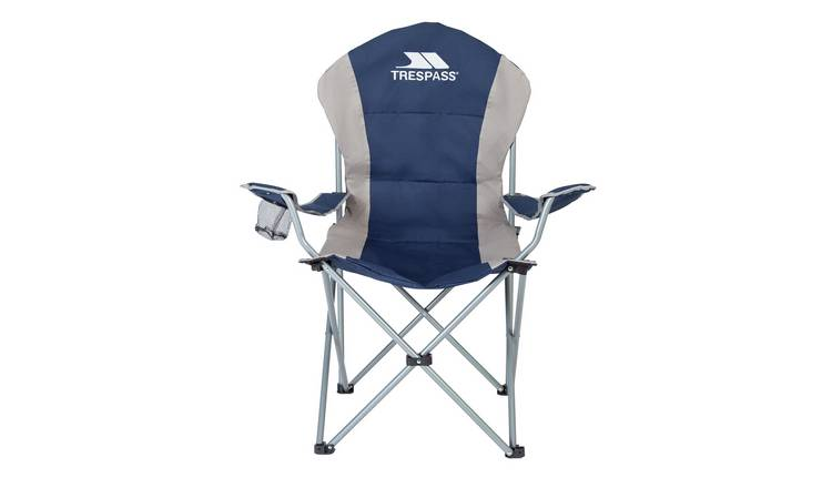 Trespass High Back Padded Camping Chair