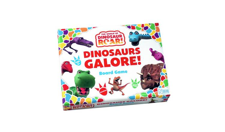 Dinosaur Roar Board Game