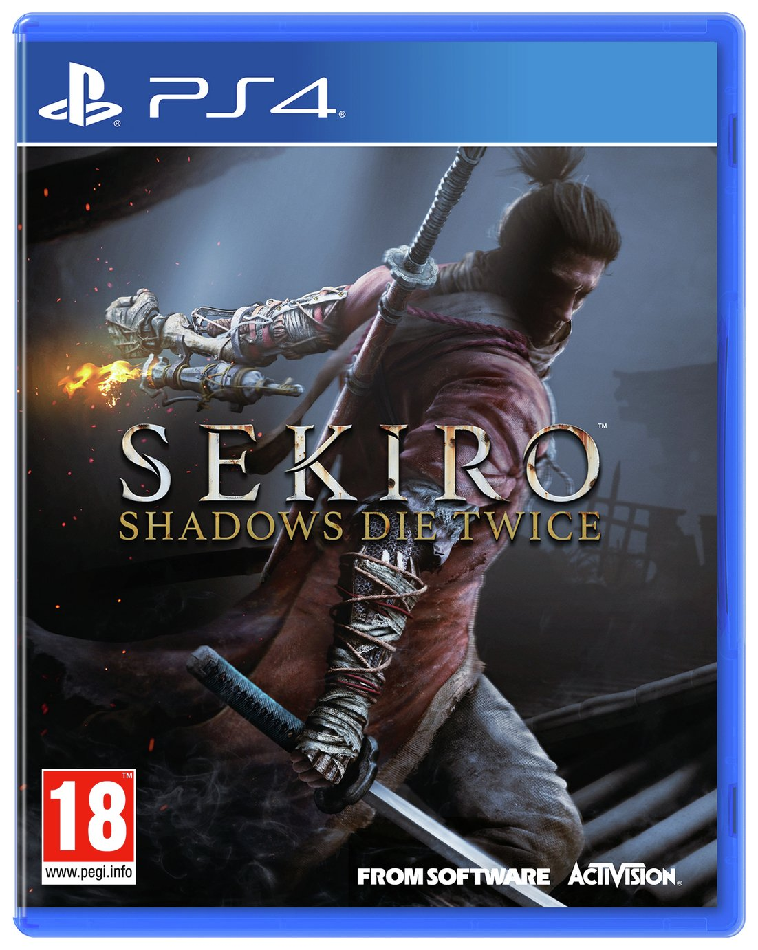 Sekiro: Shadows Die Twice PS4 Game