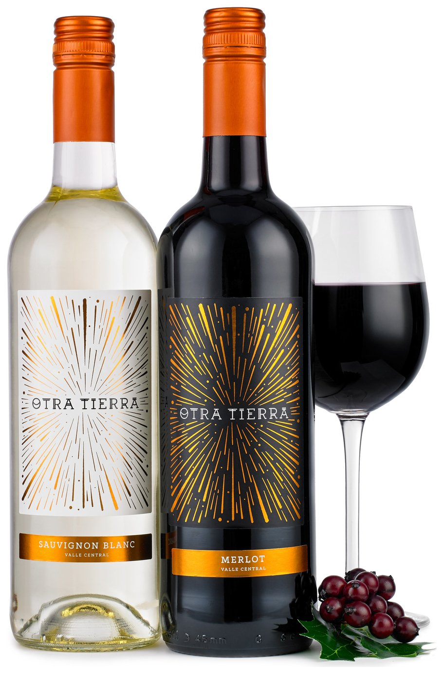 Lanchester Gifts New World Wine Duo Gift