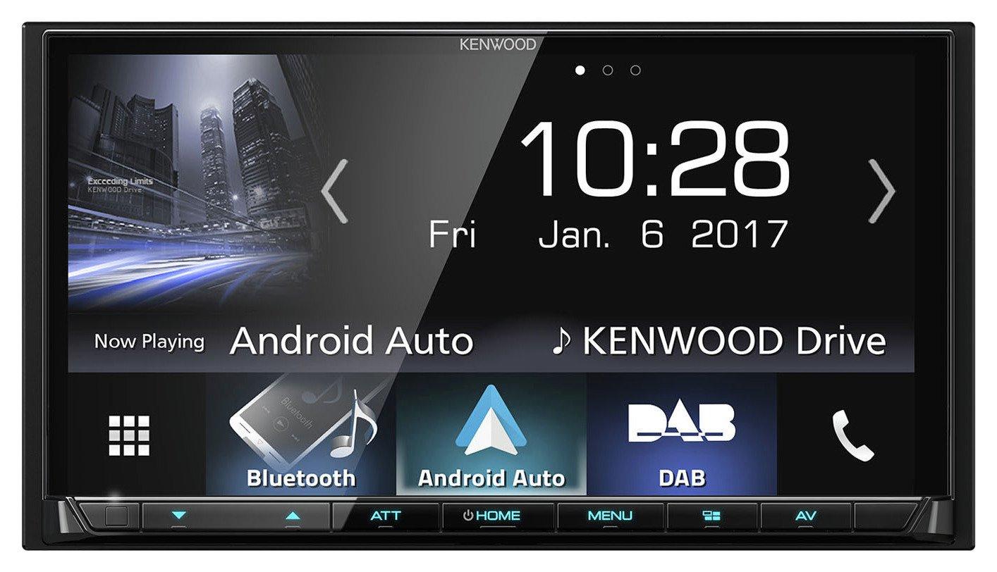 Kenwood DMX-7017BT DAB+ Car Stereo