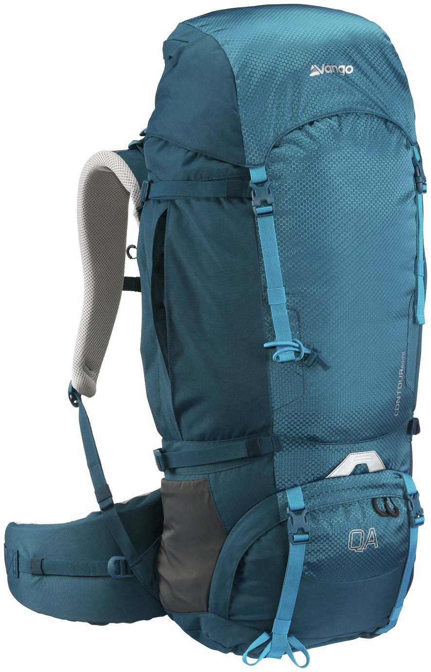 Vango Contour 60:70L 70L Backpack - Blue
