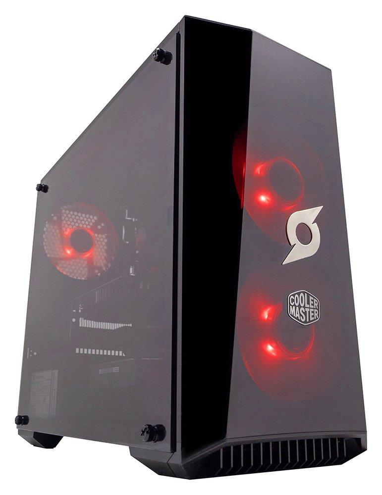 Stormforce Onyx Ryzen 5 8GB 120GB 1TB GTX1060 Gaming PC