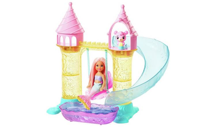 Buy Barbie Chelsea Doll Mermaid Playset Dolls Argos