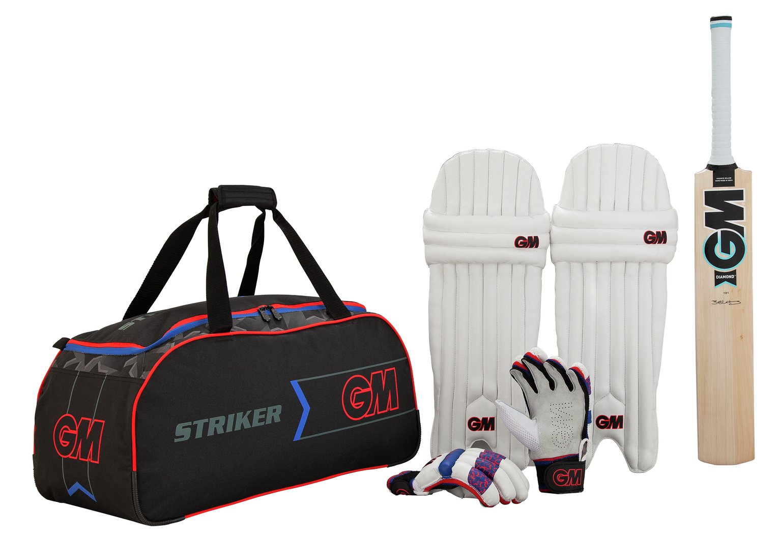 Gunn & Moore Complete Junior Cricket Set