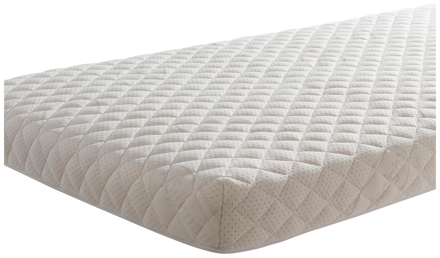 Silentnight Luxury Pocket Cot Bed Mattress 70 x 140cm