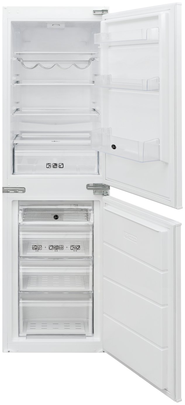 Hoover BHBS 172UKT Integrated Fridge Freezer