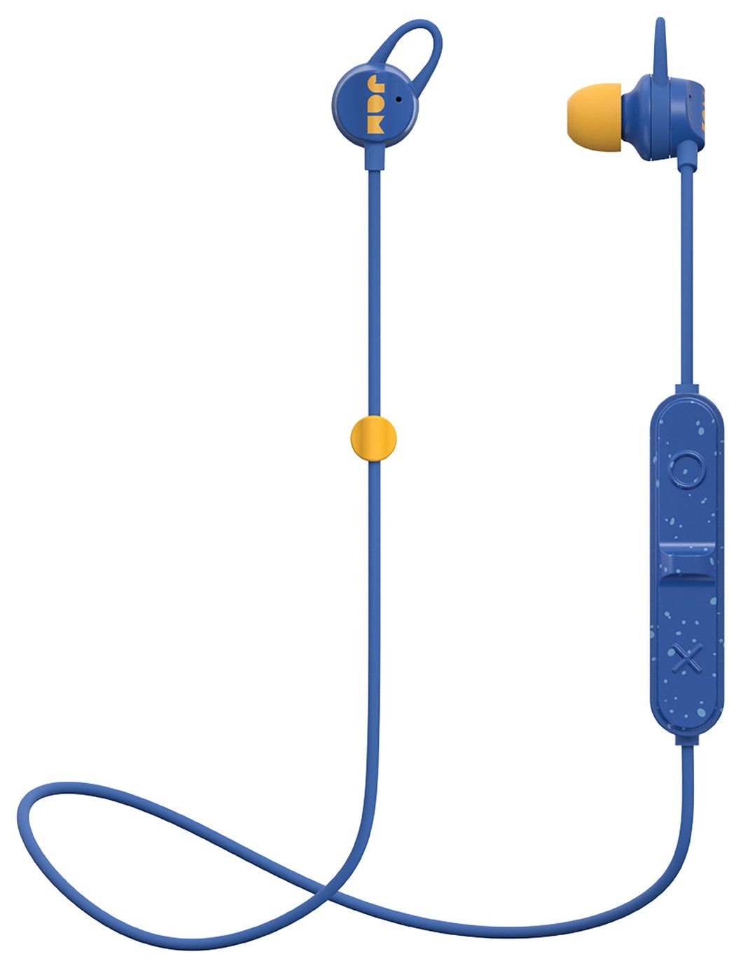 JAM Live Loose In-Ear Bluetooth Headphones - Blue