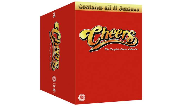 Cheers: The Complete Series 1-11 DVD Box Set