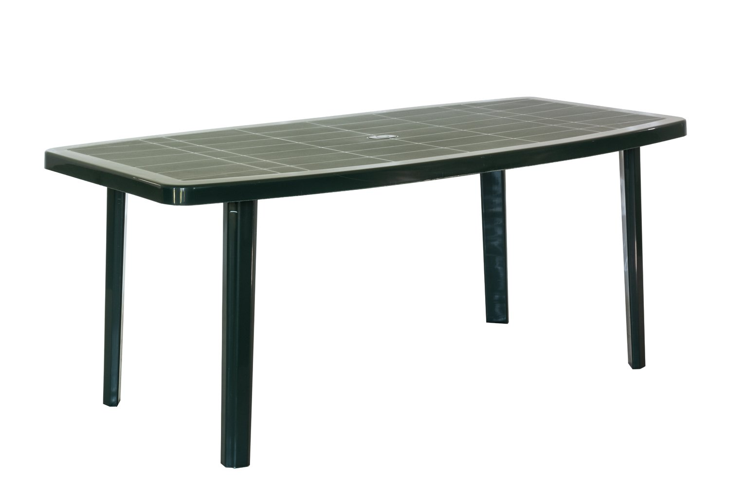 Argos Home Oval 8 Seater Garden Table - Green