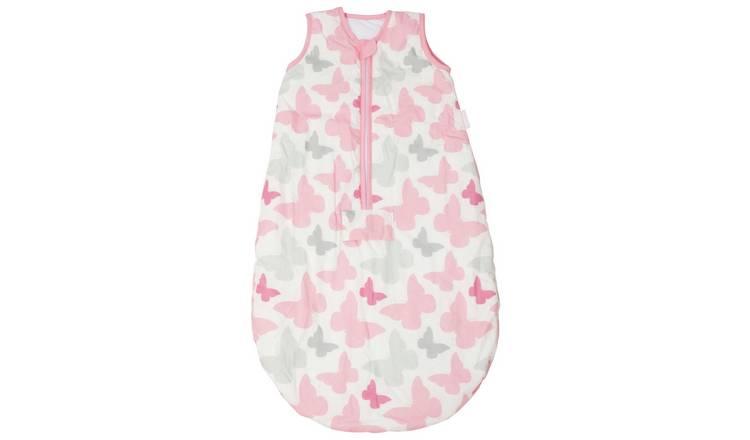 innovative design 28fe4 81f41 Buy My Babiie Butterfly Sleeping Bag - 6 - 18months | Baby sleeping bags |  Argos