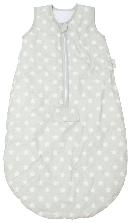 My Babiie Grey Star Sleeping Bag - 6 - 18 months