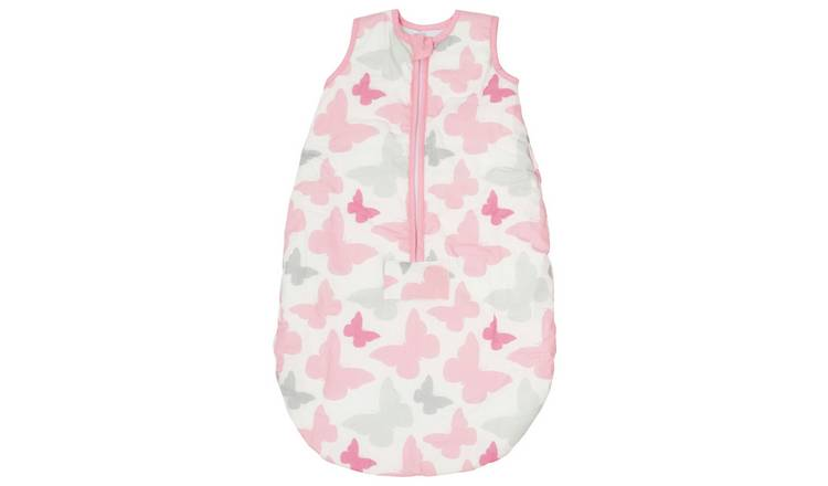 low cost 507ca 7045c Buy My Babiie Butterfly Sleeping Bag - 0 - 6 Months | Baby sleeping bags |  Argos