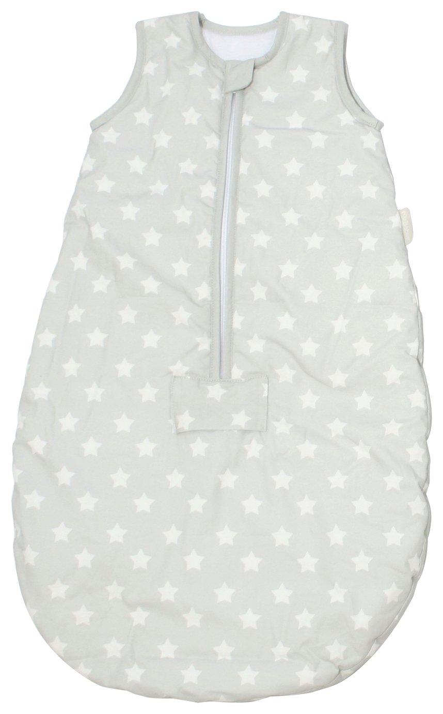 My Babiie Grey Star Sleeping Bag - 0 - 6 Months