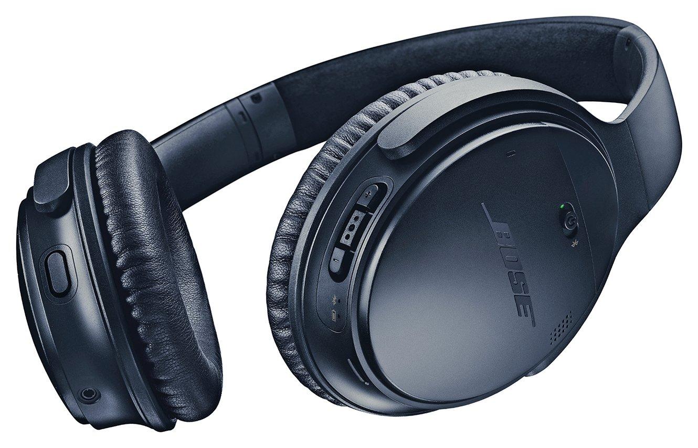Bose QuietComfort QC35 II Bluetooth Headphones-Midnight Blue