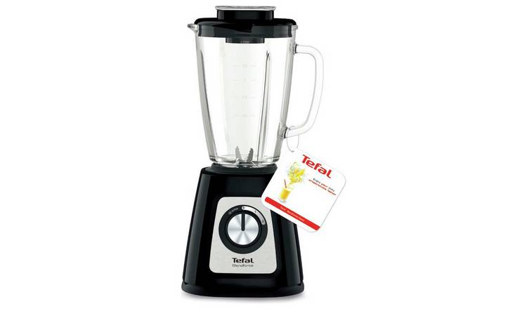 Tefal Blendforce II Glass Jug Blender