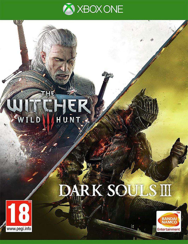 The Witcher 3 & Dark Souls III Xbox One Game Bundle