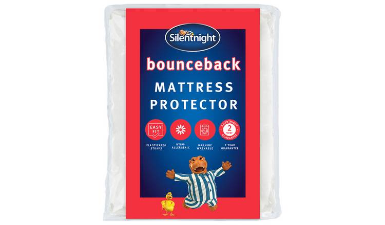 Silentnight Bounceback Mattress Protector - Superking