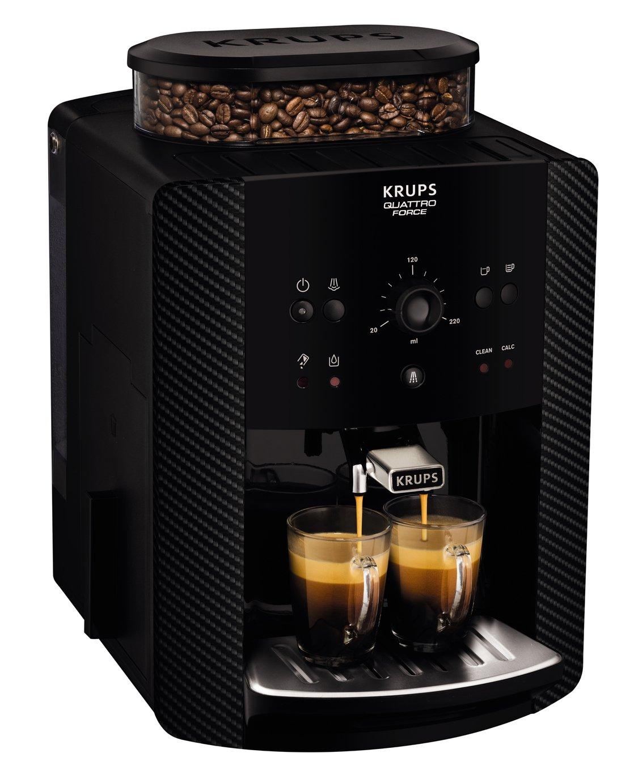 Krups EA811K40 Arabica Bean to Cup Coffee Machine