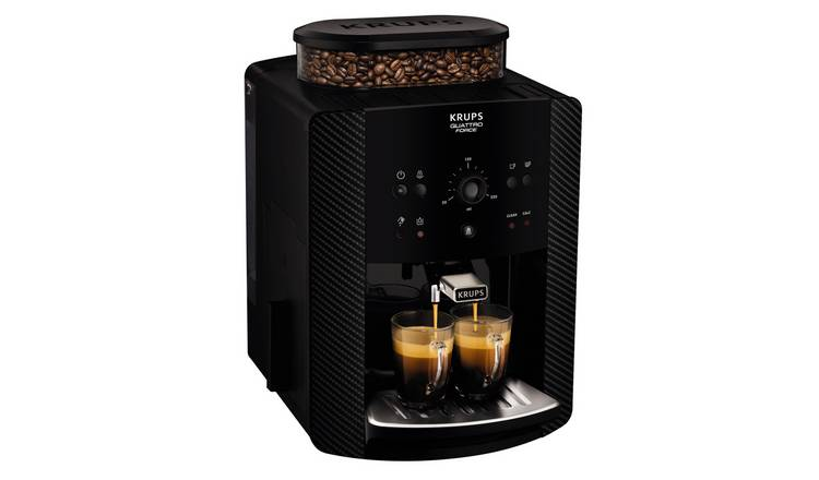 Krups EA811K40 Arabica Bean to Cup Coffee Machine