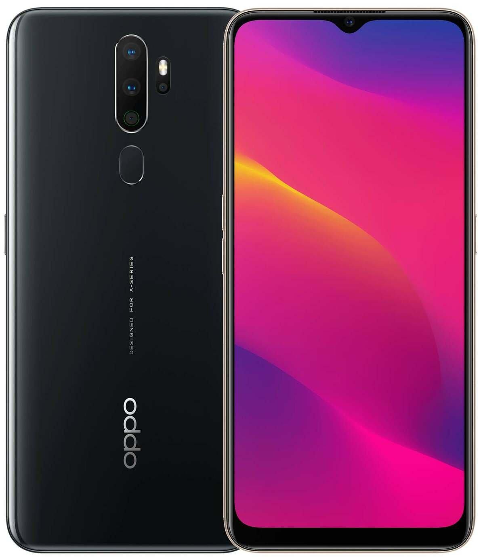 SIM Free OPPO A5 64GB Mobile Phone - Black