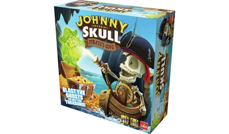 Johnny the Skull Game