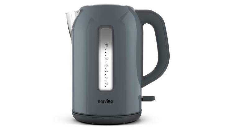 Breville IKT197 Stainless Steel Kettle - Grey