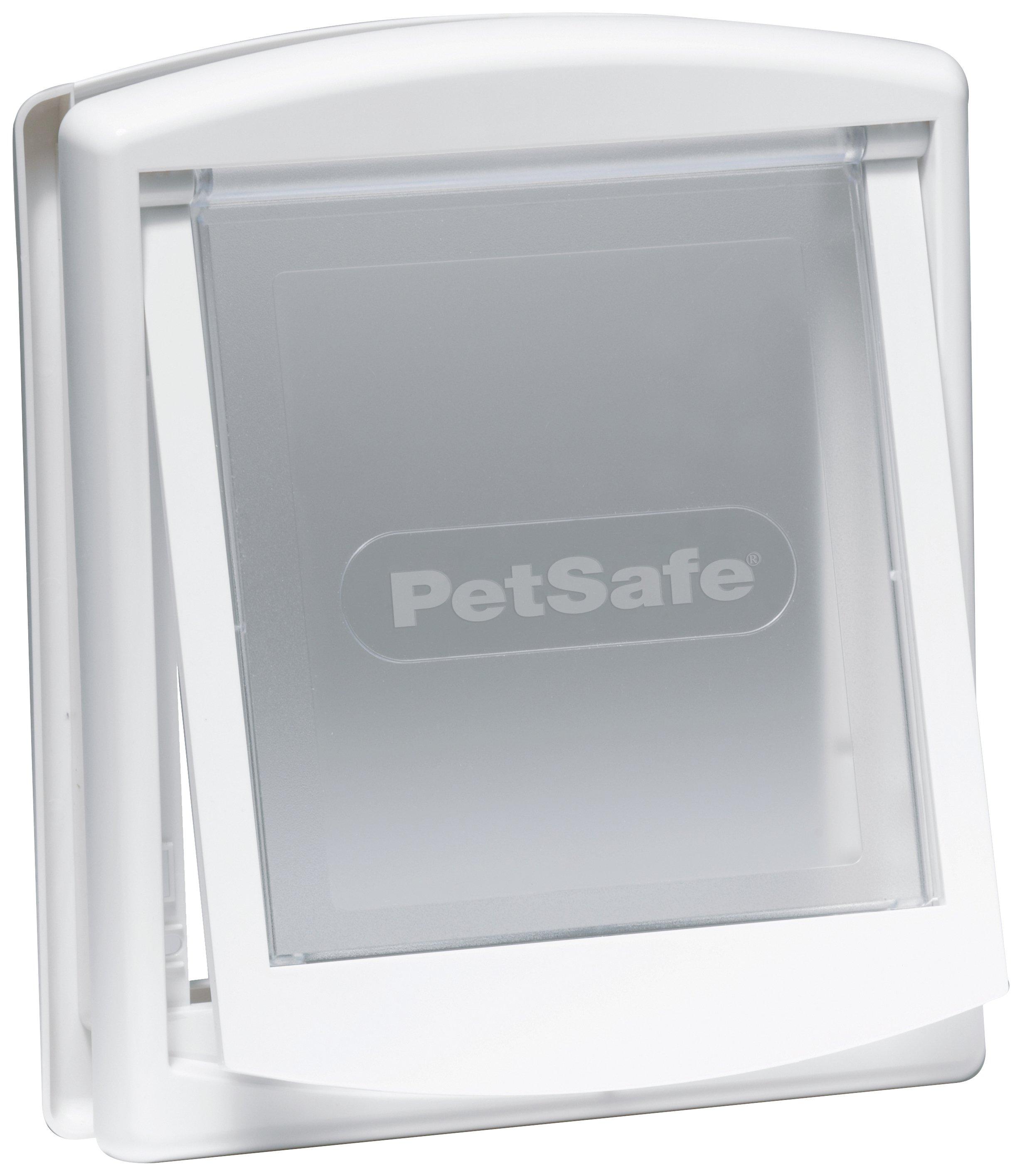 PetSafe Staywell Original 2-Way Pet Door - Small White