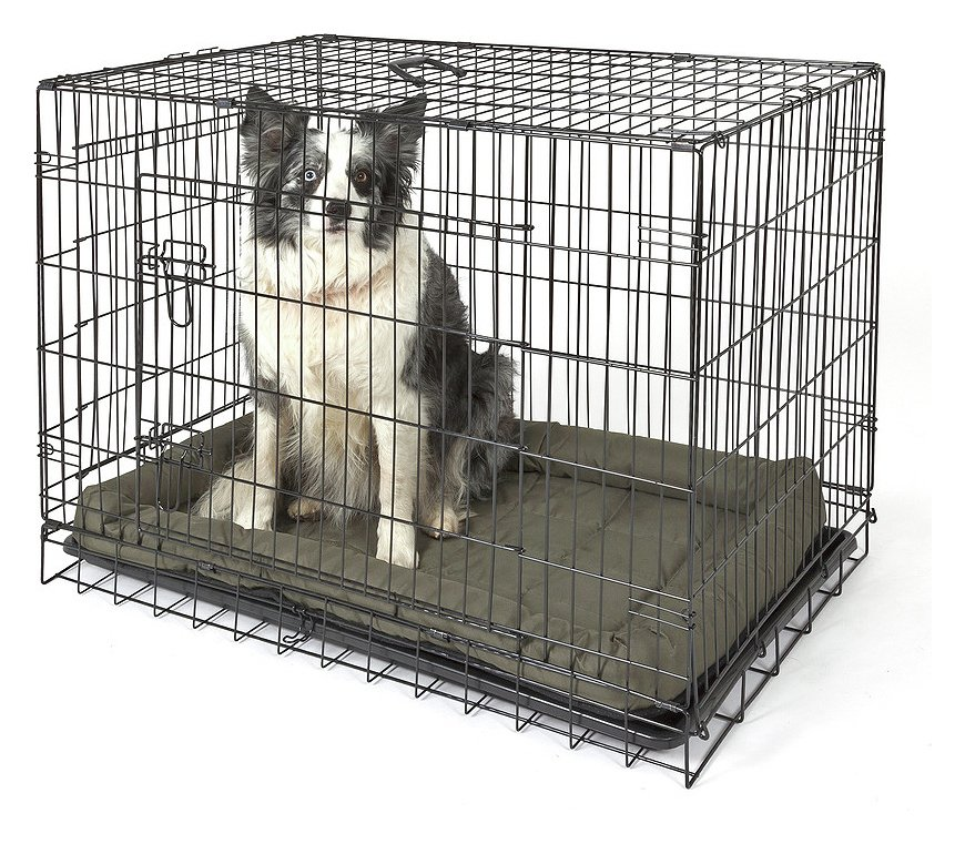 Argos - Double Door Pet Cage - Large.