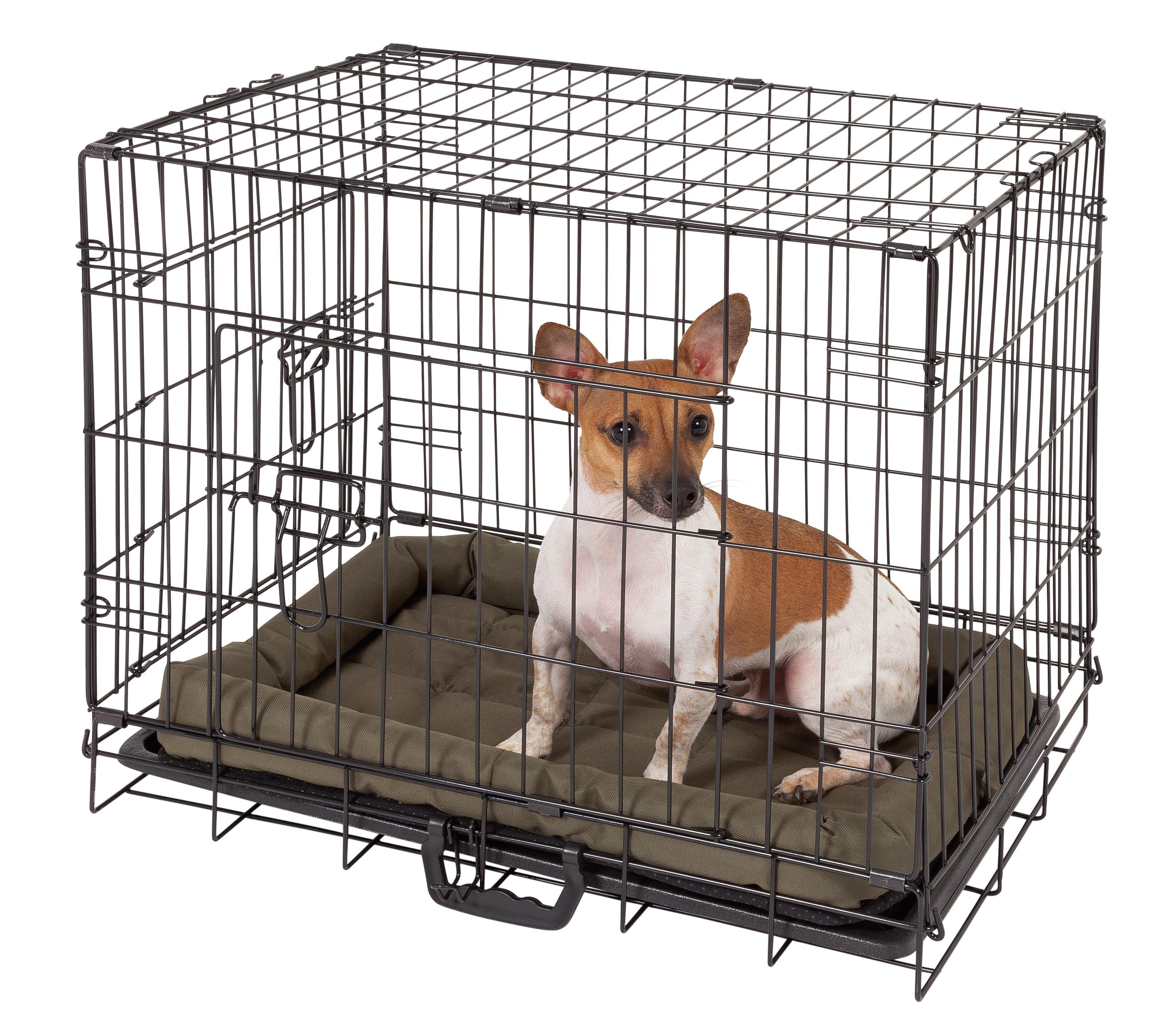 Double Door Pet Cage - Small