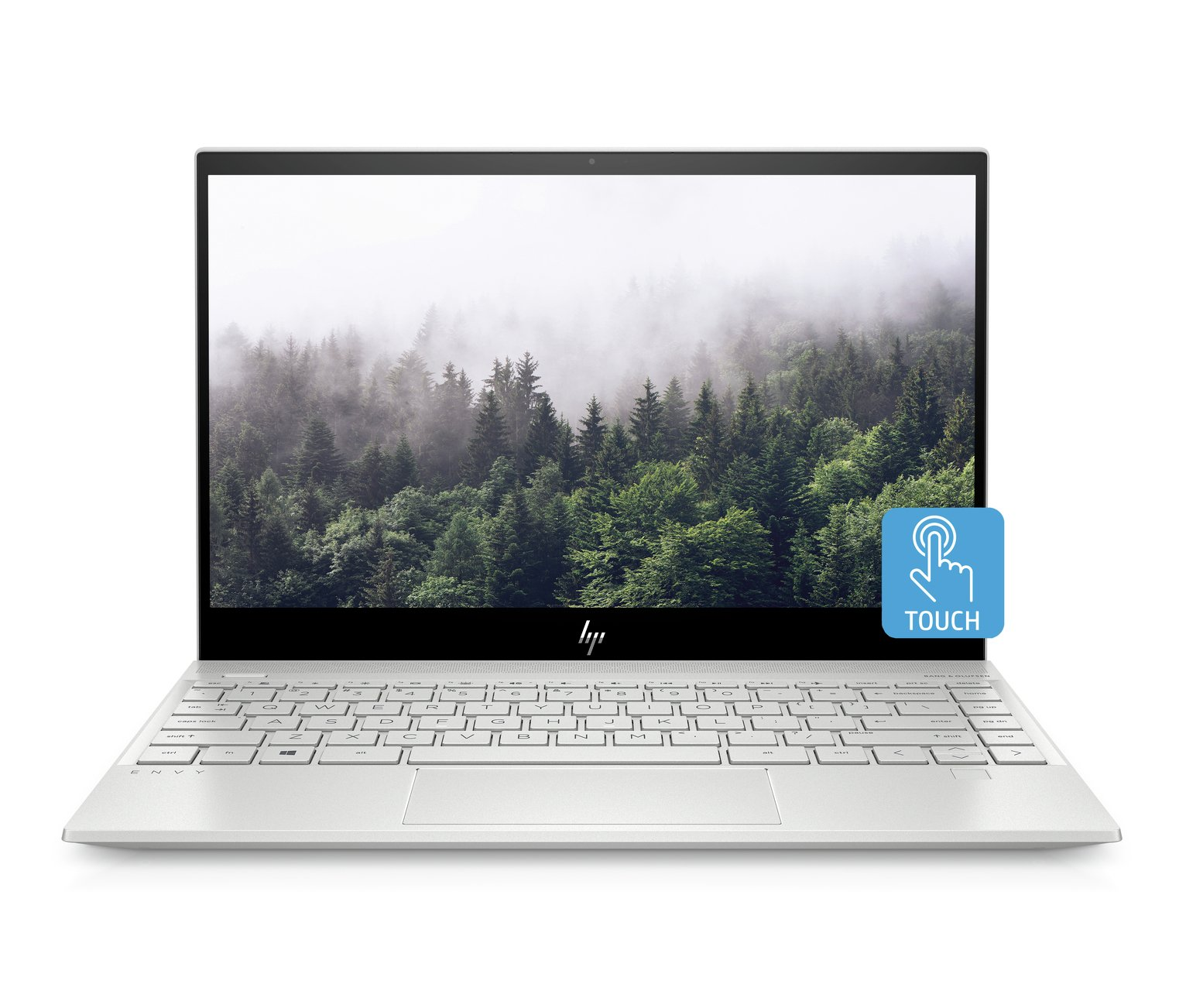 HP Envy 13 Inch i5 8GB 256GB FHD Laptop - Silver