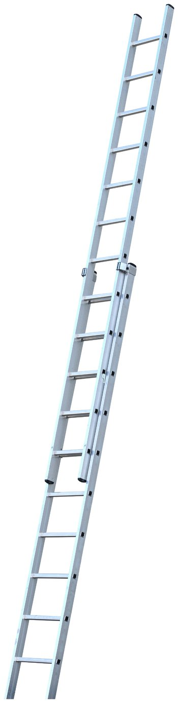 Werner 3.67m Pro Double Extension Ladder