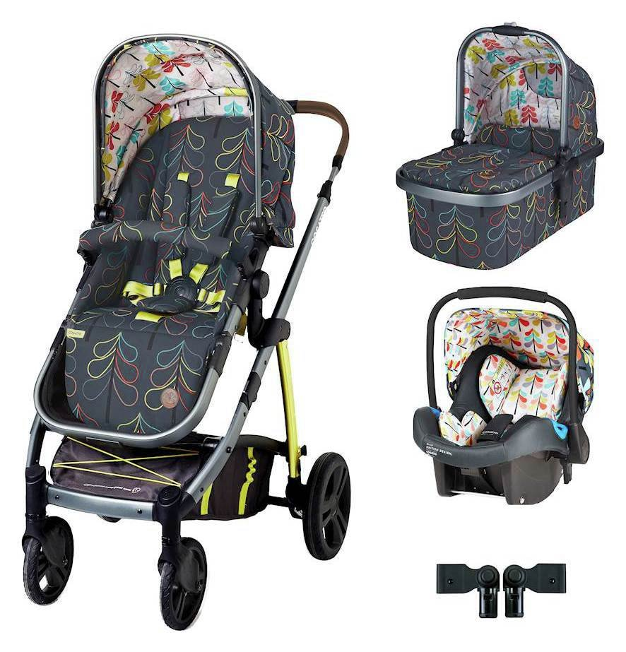 Image of Cosatto Wow Travel System Bundle - Nordik