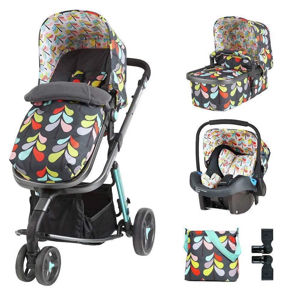 Image of Cosatto Giggle Travel System Bundle - Nordik