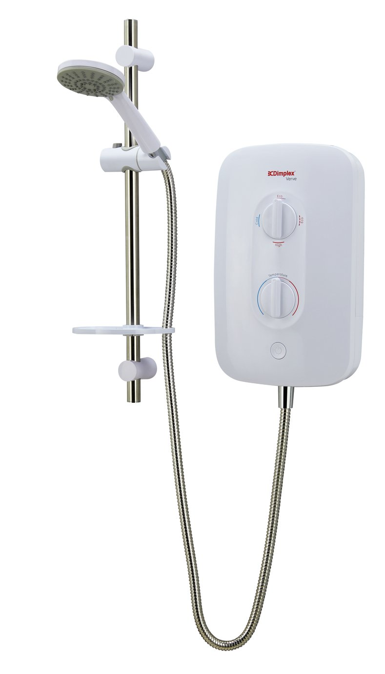 Dimplex Verve Easyfit 9.5kW Electric Shower