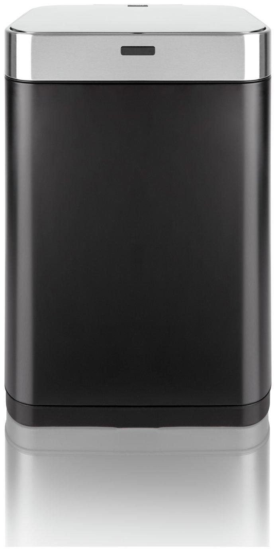 Tower 60 Litre Recycling Sensor Bin - Black