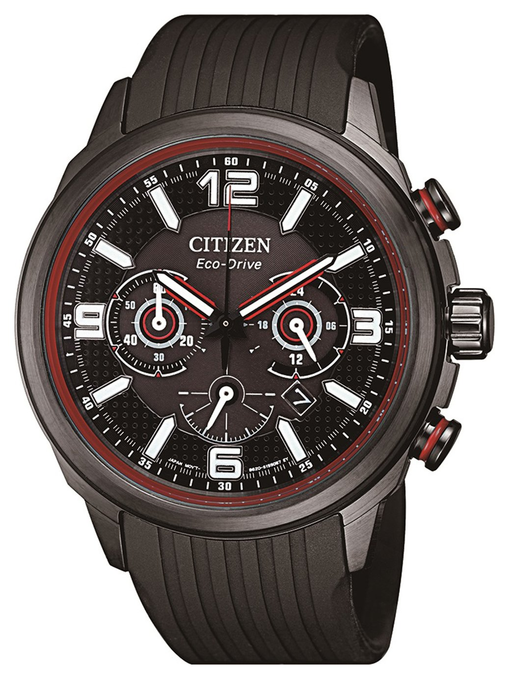 Citizen Black Dial Mens Watch
