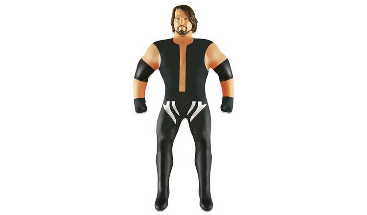 WWE AJ Styles Stretch Figure
